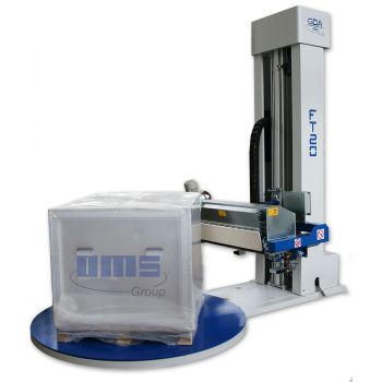 FT20 - Semiautomatic shrinking machine
