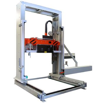Vertical strapping machine 08RP